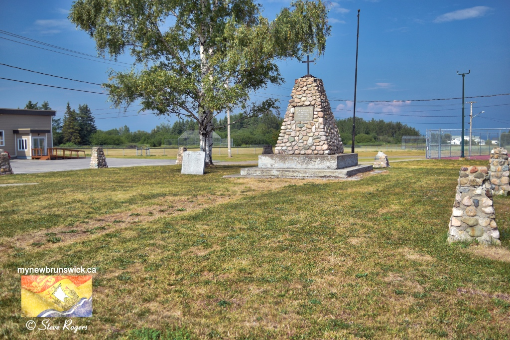 Pointe Verte Cenotaph NB ©SJR_3194