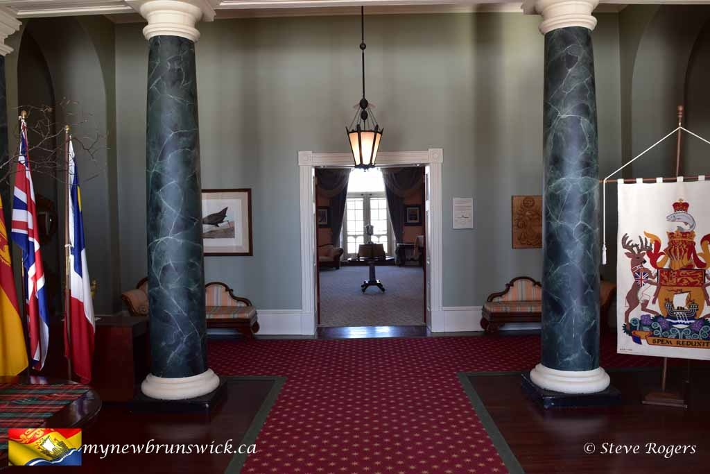 Old Government House ©SJR_7407