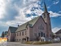 Eglise Saint Polycarpe Petit Rocher NB ©SJR_3198