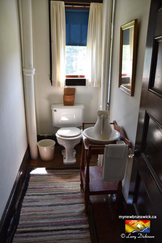 Bathroom Roosevelt Cottage Campobello©LDD_6454