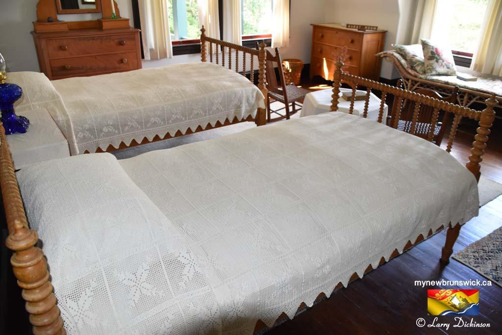 Guest room Roosevelt Cottage Campobello©LDD_6465