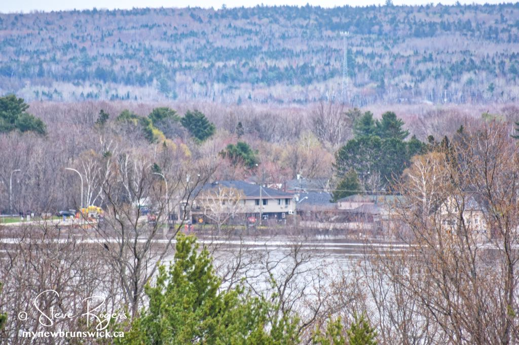 Flooding Fredericton Northside ©SJR_6604