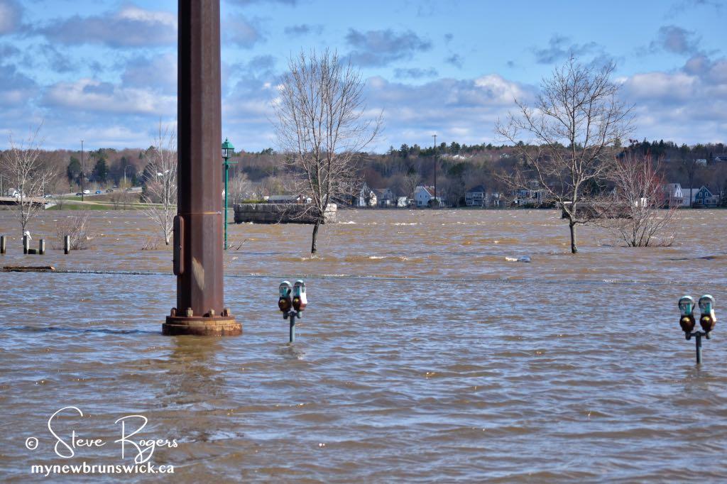 Fredericton Flood Update ©SJR_6596