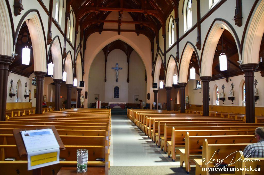 St. Bernard's Roman Church©LDD_9107