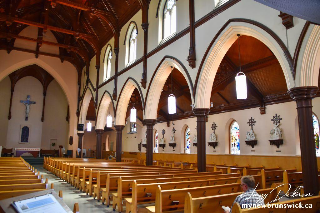St. Bernard's Roman Church©LDD_9108
