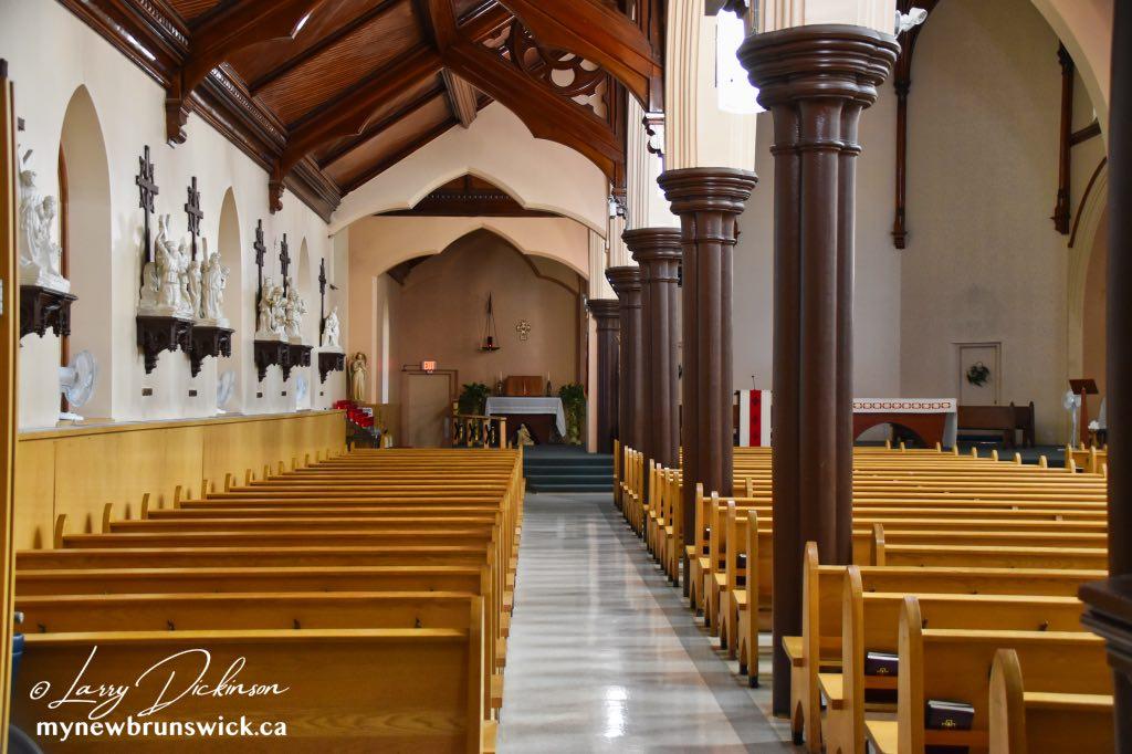 St. Bernard's Roman Church©LDD_9109