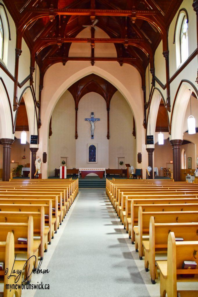 St. Bernard's Roman Church©LDD_9110