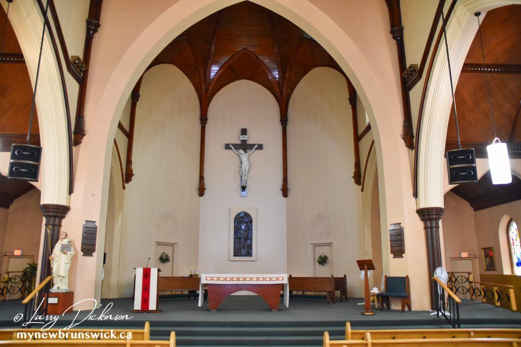 St. Bernard's Roman Church©LDD_9111
