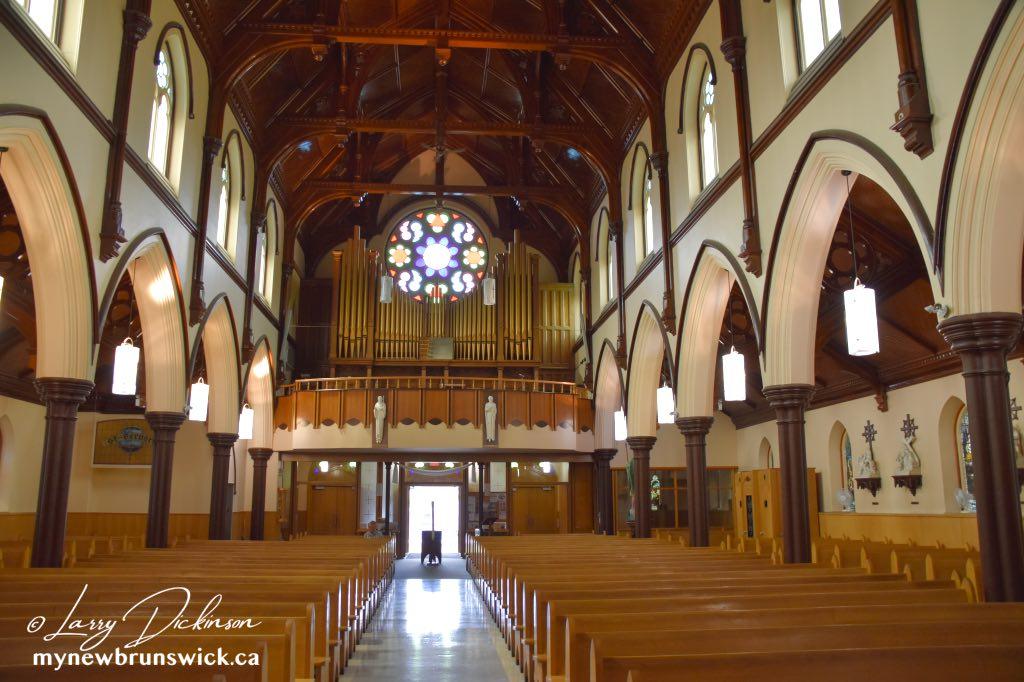 Catholic church moncton