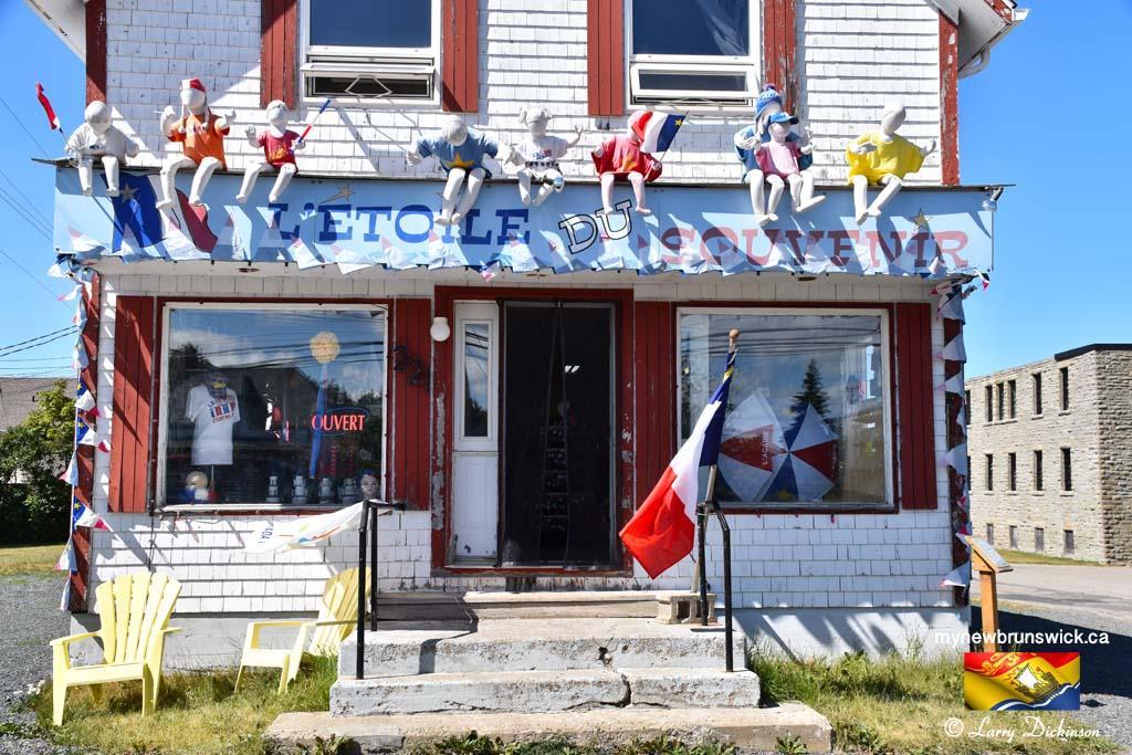 Town Of Caraquet My New Brunswick