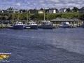 Fishing Boats Caraquet Wharf NB ©SJR_3489