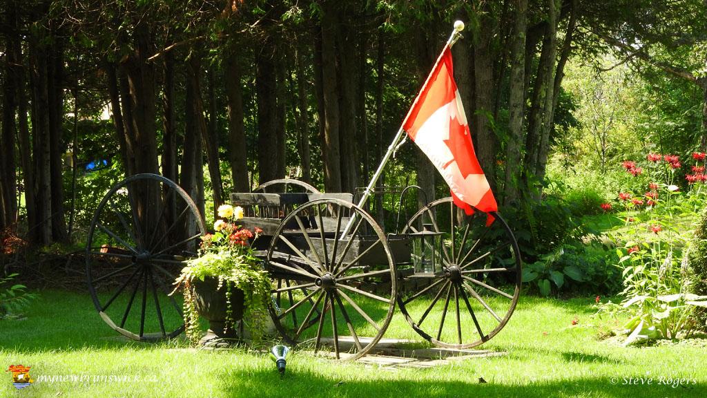 Victoria Manor wagon