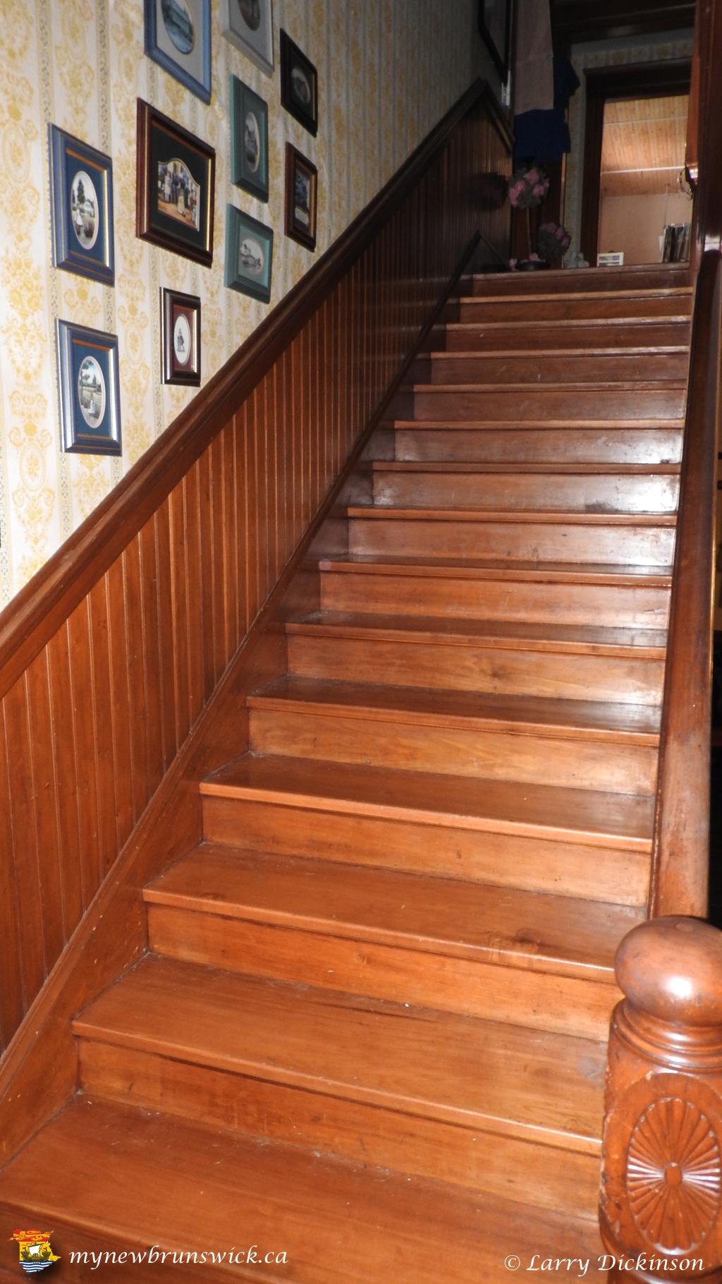 mcclellan staircase