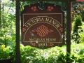 Victoria Manor Sign