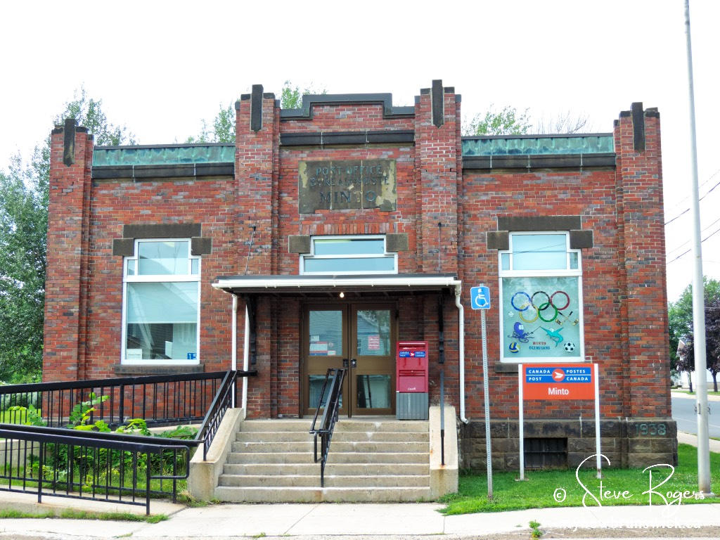 Minto NB Post Office ©7337
