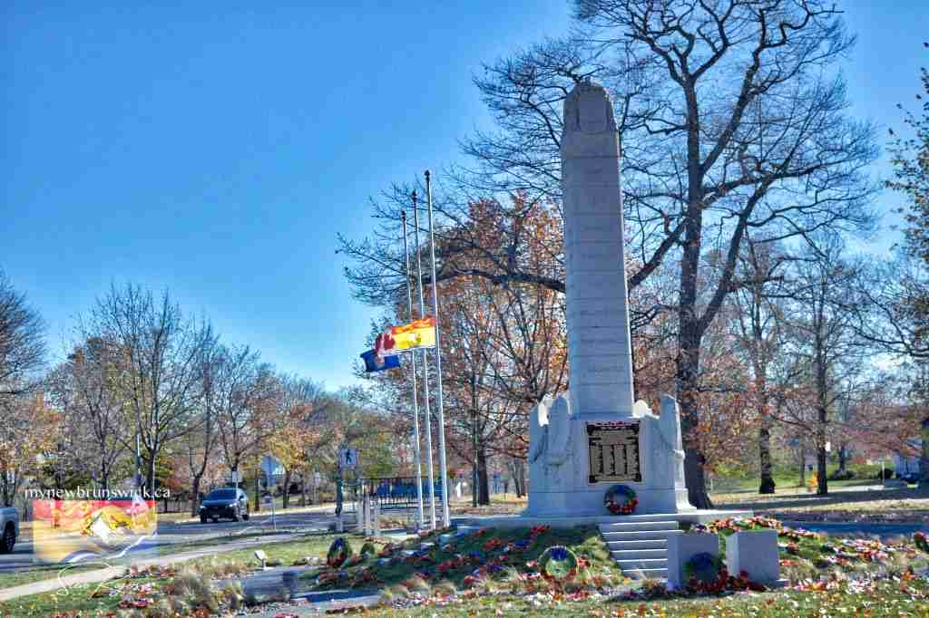 Fredericton Cenotaph