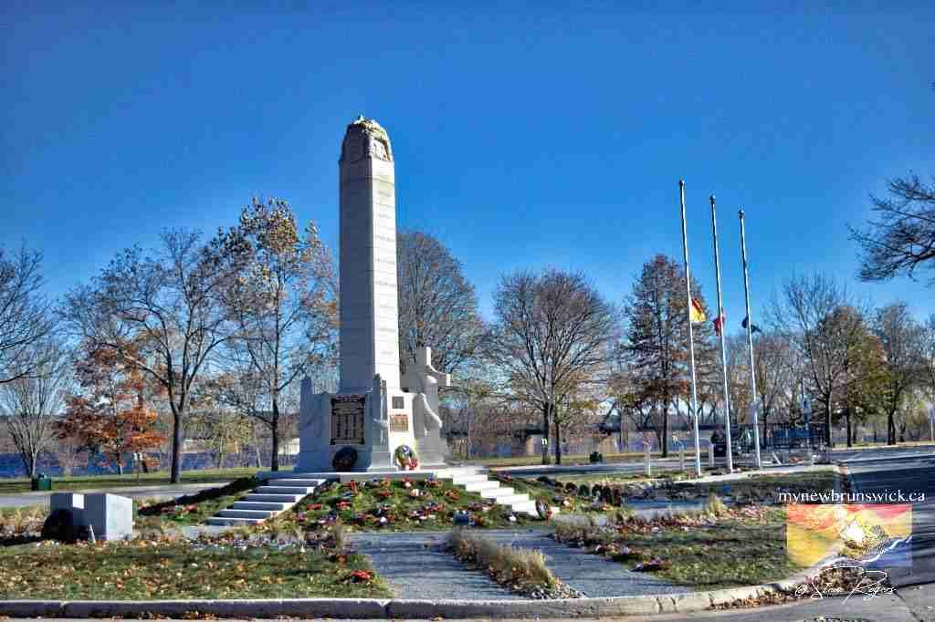 Fredericrton Cenotaph