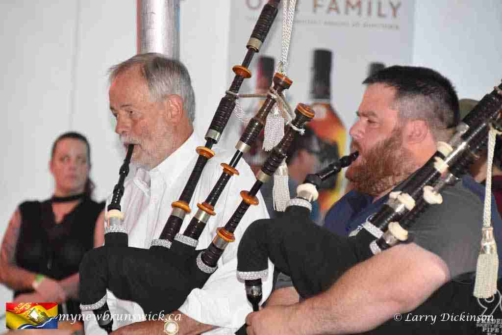 Fredericton Society of Saint Andrews Pipe Band
