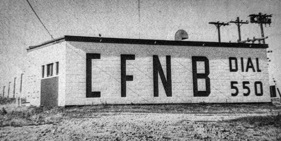 CFNB Transmitter site, Smithfield
