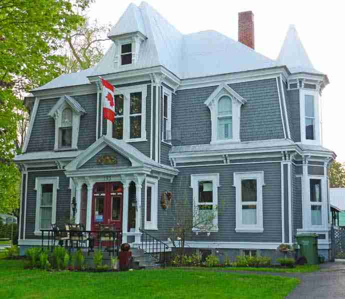 Fredericton home