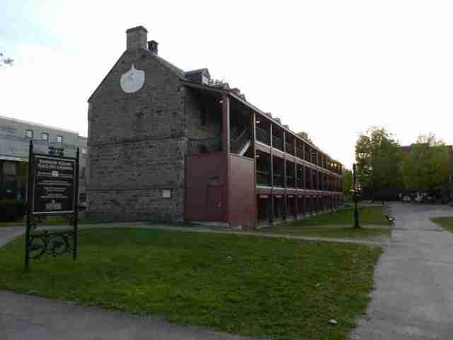 Officers Square Barracks