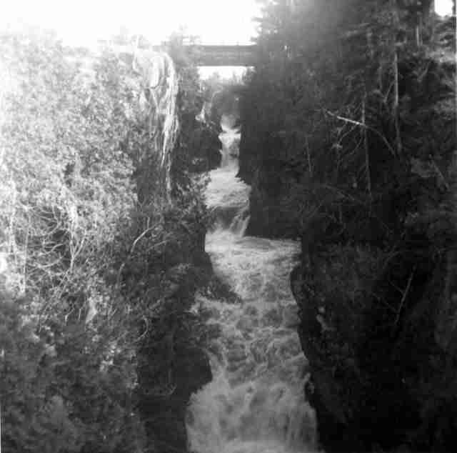 Pokiok Falls