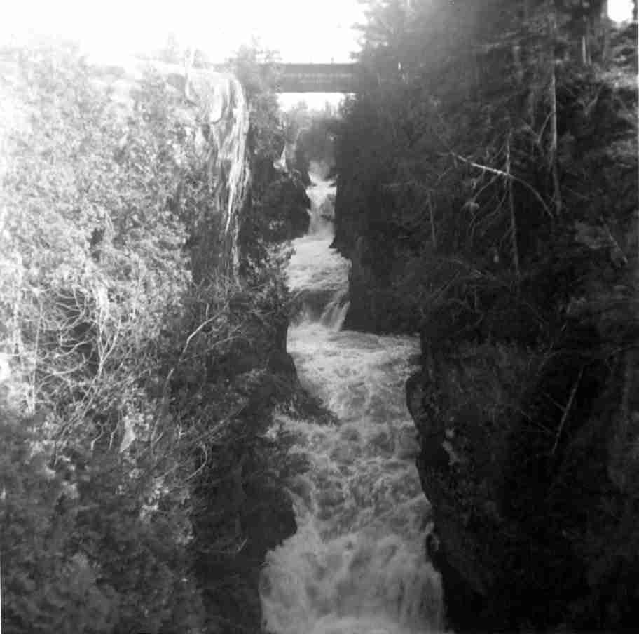Foyer Jacinthe Grand Falls Nb : Pokiok falls before the mactaquac dam my new brunswick