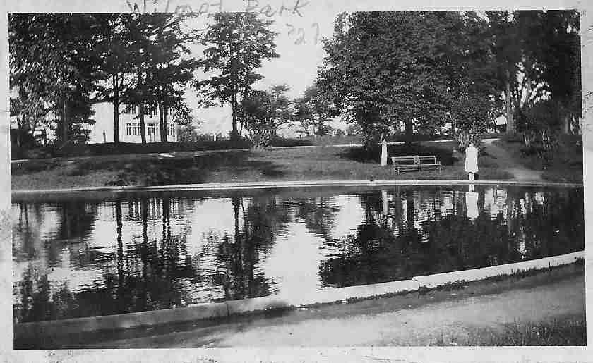 wilmot park 1927