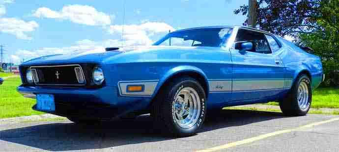 73 Mustang