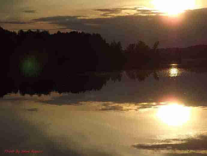 Shogomoc Sunset