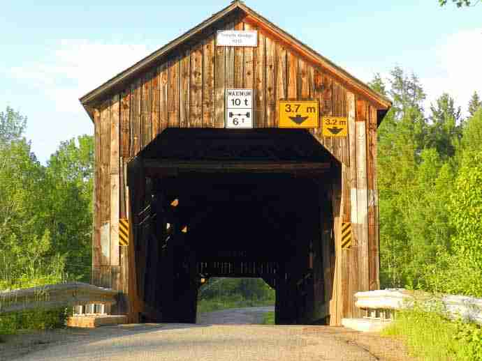 Smyth Covered Bridge