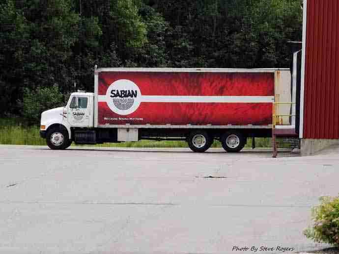 Sabian Ltd. in Meductic, NB.