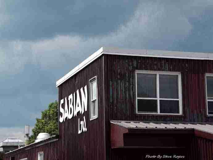 Sabian Ltd. in Meductic, NB