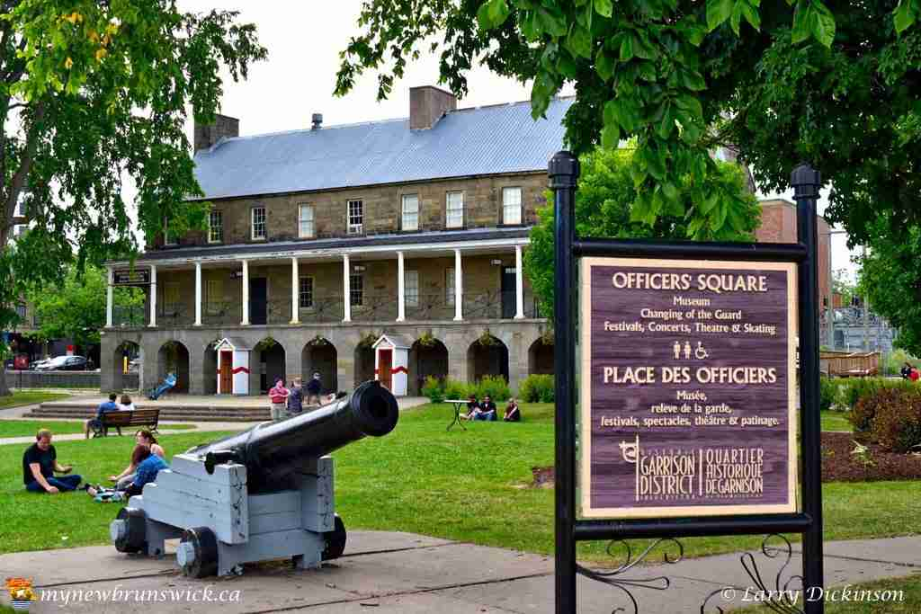 Officers Square