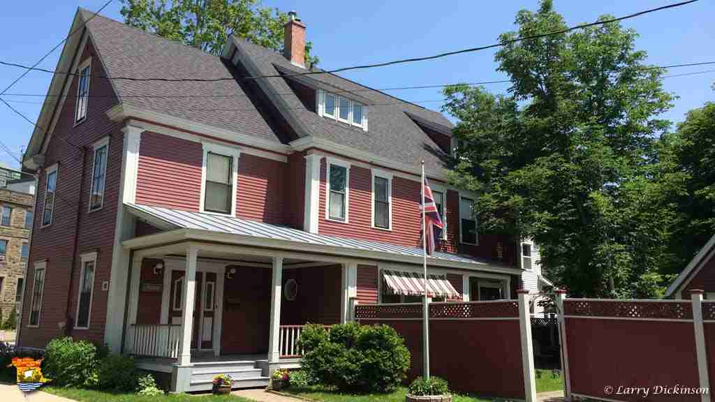 William Anderson House 158 Odell Avenue Fredericton