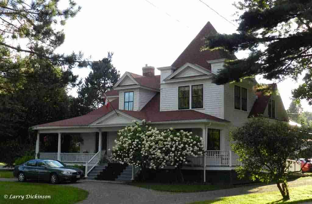 J.J. Fraser Winslow House