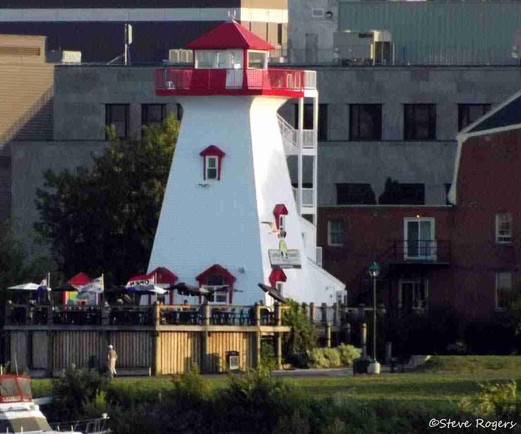Fredericton Lighthouse