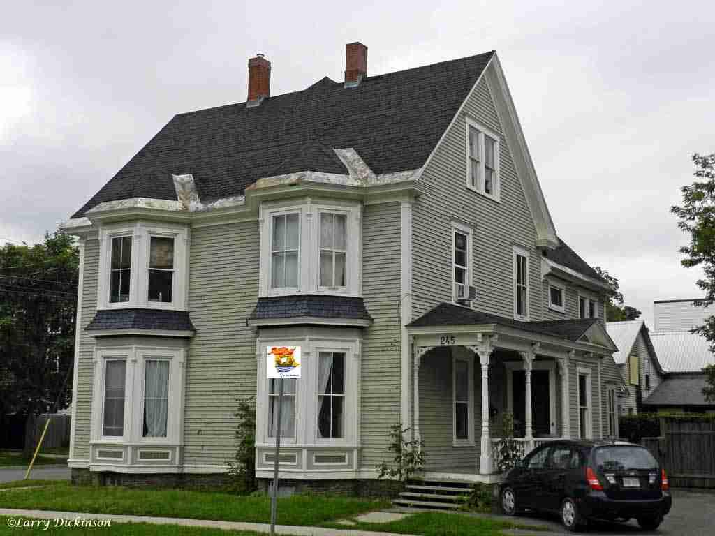 John Harvey House