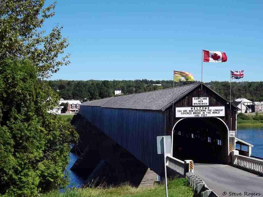 World's Longest Covered Bridge