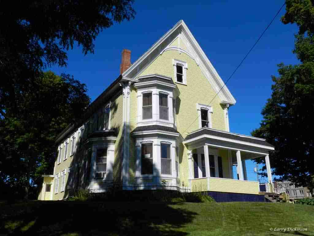 Woodstock Victorian Home