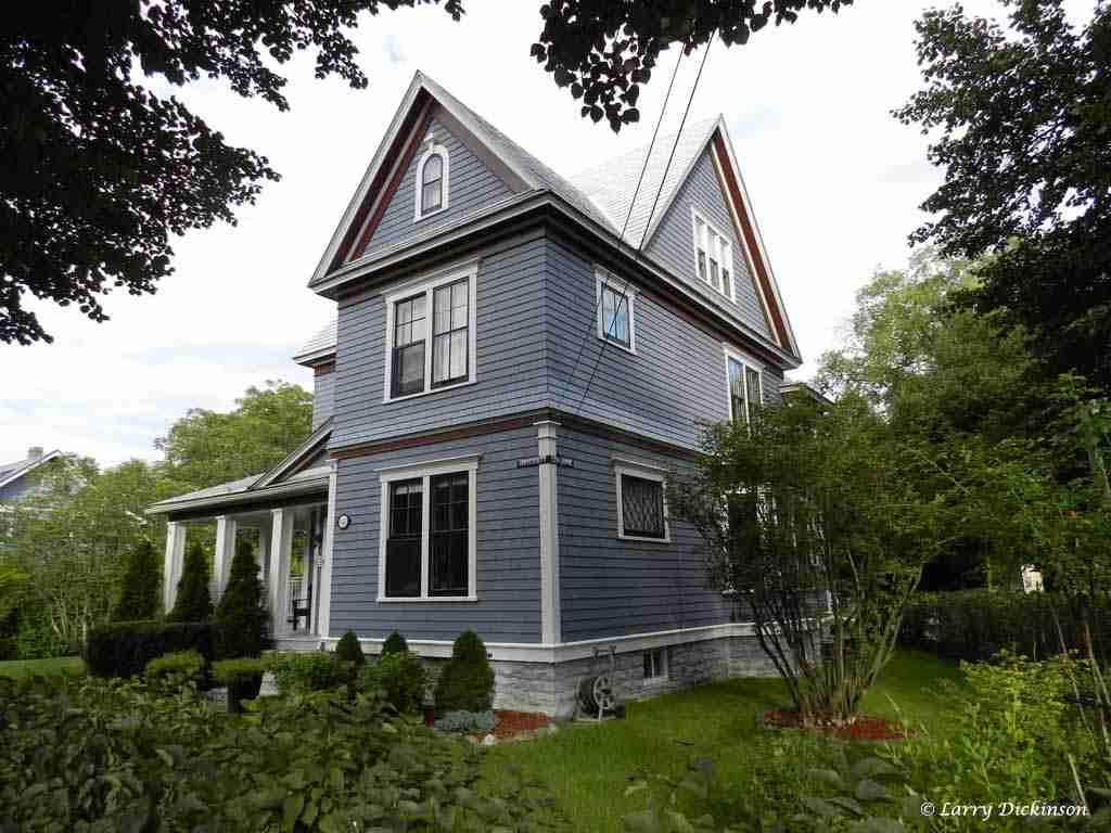 Loring Bailey House