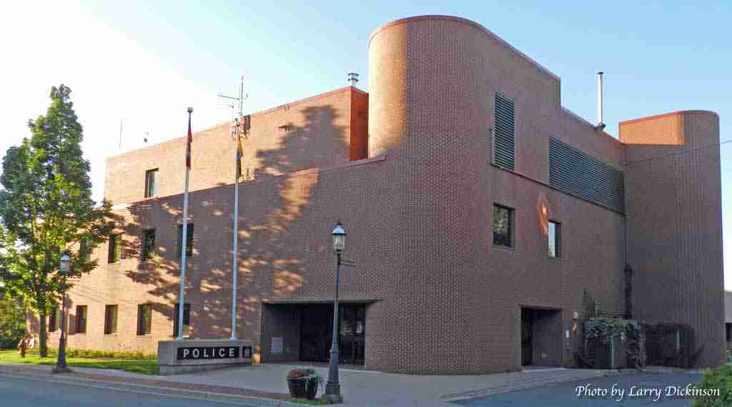 Fredericton Police Station