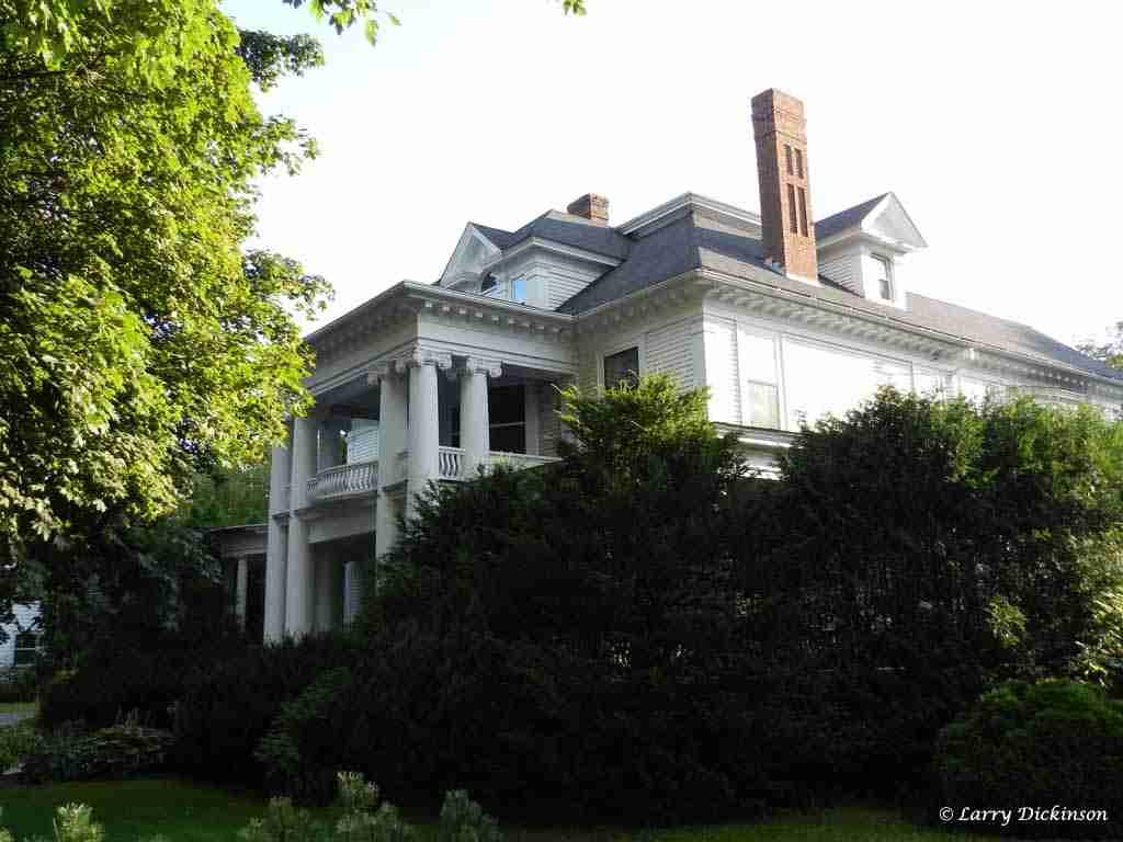 Arthur Gibson House