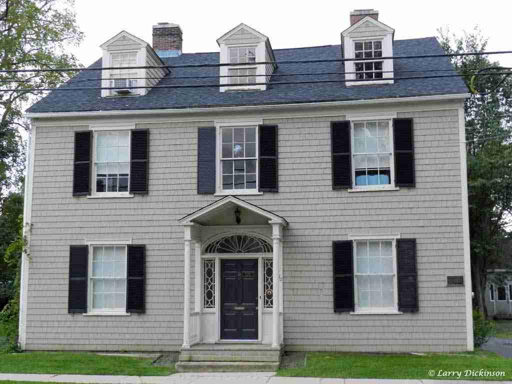 George Pidgeon House