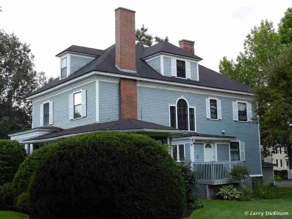 Thomas C. Allen House