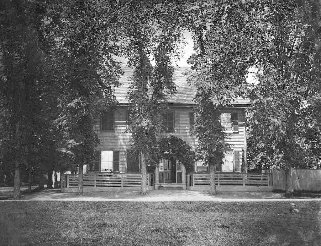 BENJAMIN WOLHAUPTER HOUSE