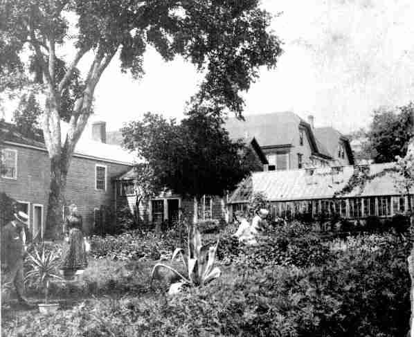 Connell-garden