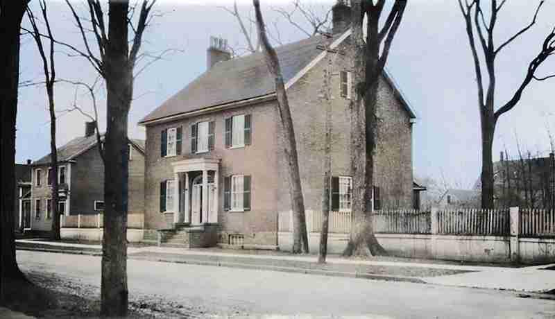 G.D. Roberts Home