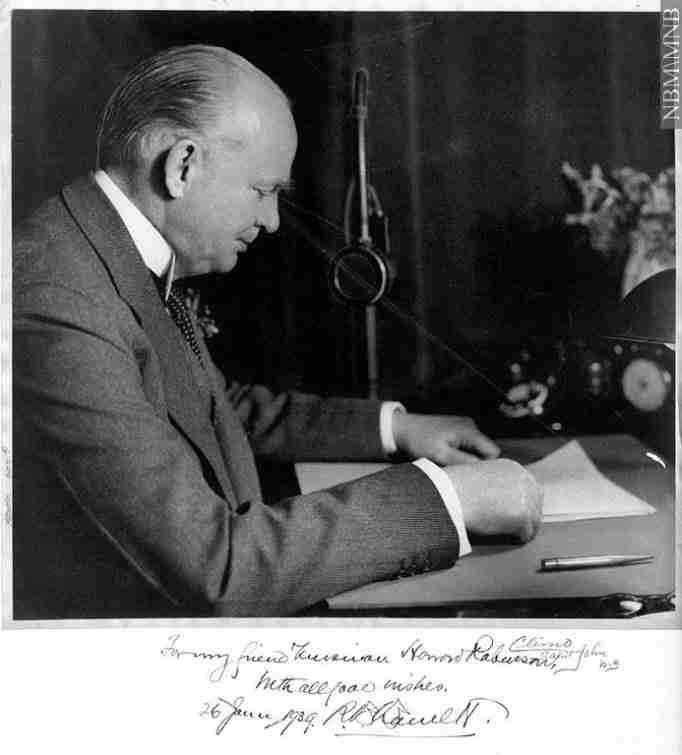 R. B. Bennett