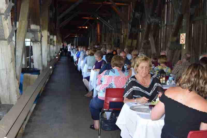 Hartland Bridge 100th Anniversary Dinner